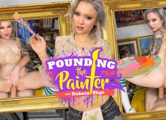 Pounding the Painter