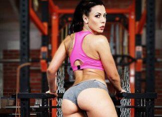Rachel Starr in Booty Basics