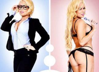 Nikki Delano in Anally Challenged