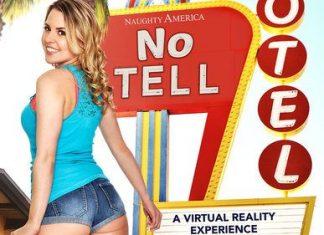 Aubrey Sinclair in No Tell Motel