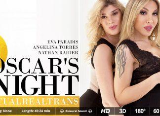 Oscar's night