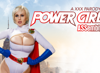 Powergirl ASSembly A XXX Parody
