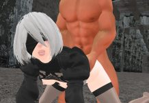 Nier Automata – 2B Fucked From Behind