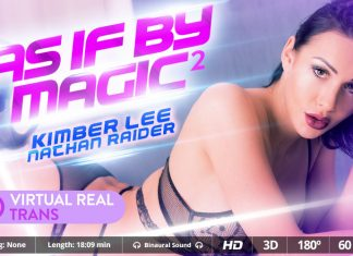 As if by magic II
