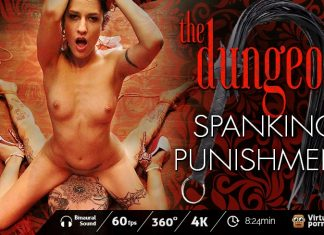 The Dungeon: Spanking Punishment