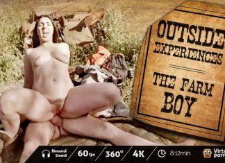 Outside experiences: The Farmer Boy