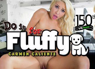 Do it for Fluffy