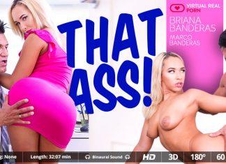 That ass!