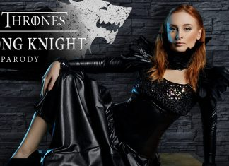 GOT: Sansa's Long Knight A XXX Parody