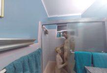 Class in the Bath!
