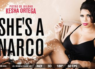 She's a narco