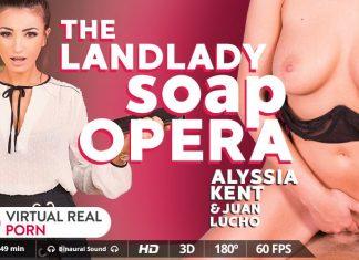 The landlady soap opera