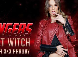 Avengers: Scarlet Witch A XXX Parody