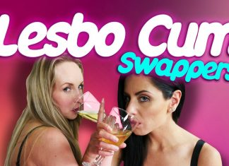Lesbo Cum Swappers Starring Jenny Simons And Alex Black