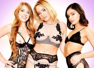 "Alyce Anderson, Emily Willis, Hadley Viscara in ""After School"""