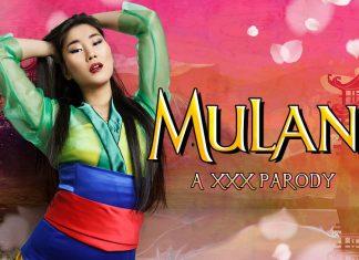 Mulan A XXX Parody