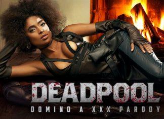Deadpool: Domino A XXX Parody