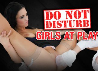 Do Not Disturb, Girls at Play starring Ally and Asdis