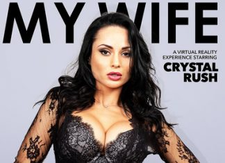 """Crystal Rush in """"My Wife"""""""