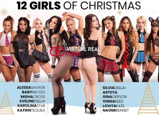 12 Girls of Christmas