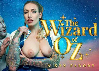 The Wizard Of Oz A XXX Parody