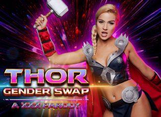 Thor A XXX Parody Gender Swap