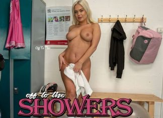 Off To The Showers