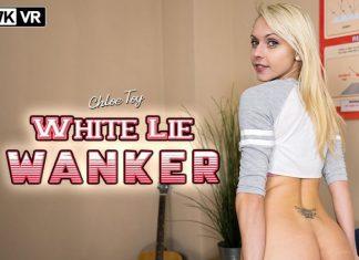 White Lie Wanker
