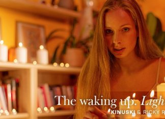 The waking up – Light on
