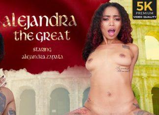 Alejandra The Great