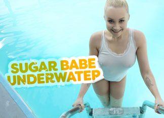 Sugar Babe Underwater