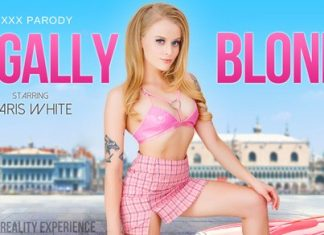 Legally Blonde (A XXX Parody)
