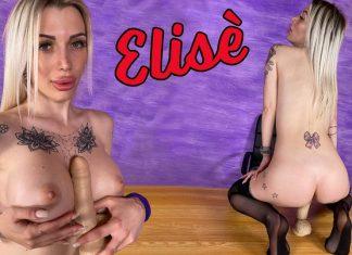 Take a sex education class with smoking-hot teacher Elisè