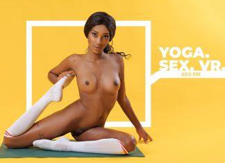 Yoga, Sex, VR.