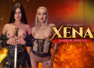 Xena Warrior Princess A XXX Parody