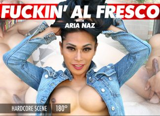 Fuckin' Al Fresco!