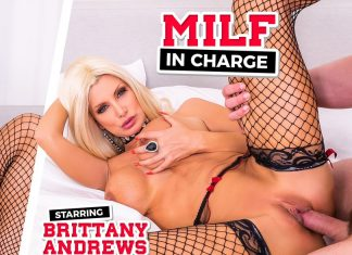 MILF In Charge