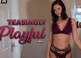 Teasingly Playful