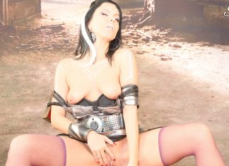 Julia Parker – Cosplay Pussyplay