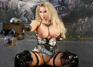 Jarushka Ross – Bringing The Big Guns