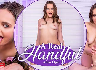 A Real Handful