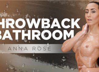 Throwback Bathroom