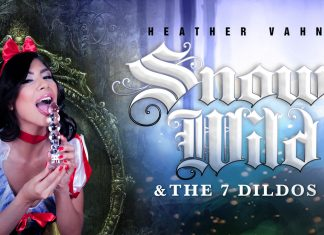Snow Wild And The Seven Dildos
