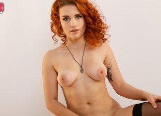 Annabelle Wolfox – Redhead Bombshell