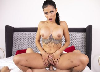 Morning Fuck With Your Hot Latina Girlfriend