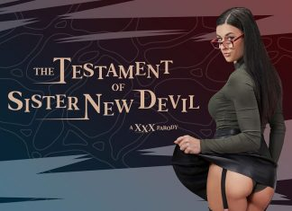 The Testament of Sister New Devil A XXX Parody