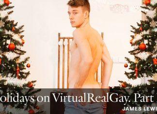 Holidays on VirtualRealGay: Part I