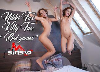 Nikki & Kitty – Bed Games