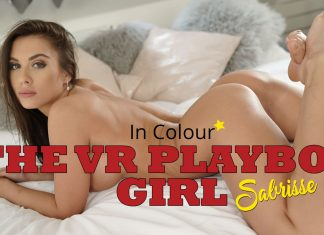 The VR Playboy Girl – in colour