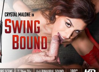 Crystal M – Swing Bound